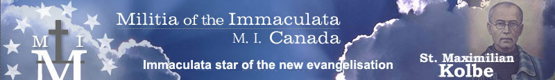 Militia of the Immaculata: M.I. Canada