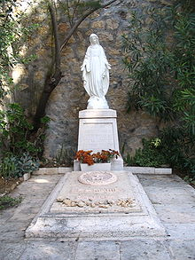 Our Lady Of Sion Statue