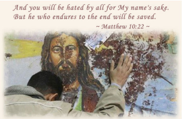 Week 9 Persecution of the Church